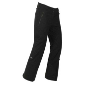 KJUS Formula Short Womens Ski Pants, Black, medium
