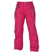 686 Mannual Brandy Girls Snowboard Pants, Rose, medium