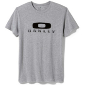 Oakley Griffins Nest T-Shirt, Heather Grey, medium