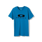 Oakley Griffins Nest T-Shirt, Pacific Blue, medium