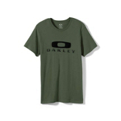 Oakley Griffins Nest T-Shirt, Worn Olive, medium