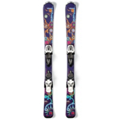 Nordica Cinnamon Kids Skis with M7.0 Fastrak Bindings 2013, , medium