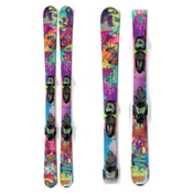 Nordica Ace of Spades Girls Skis 2013, , medium