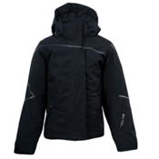 Spyder Jesst In Time Girls Ski Jacket, Black-Black-Black, medium