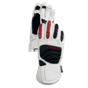 Spyder Team Kids Gloves, White, medium