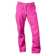 Spyder Circuit Athletic Fit Long Womens Ski Pants, Sassy Pink, medium