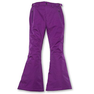 Spyder Traveler Tailored Fit Womens Ski Pants (Previous Season), Gypsy, viewer