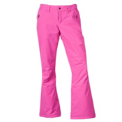 Spyder Traveler Tailored Fit Womens Ski Pants, Sassy Pink, medium