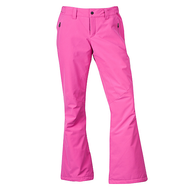Spyder Traveler Tailored Fit Womens Ski Pants (Previous Season), Sassy Pink, 600