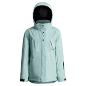 Orage Daphey Girls Ski Jacket, Light Blue, medium