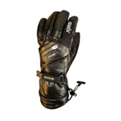 Swix Sovereign Leather Womens Gloves, Black, medium