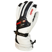Swix Sovereign Leather Womens Gloves, Black-White, medium