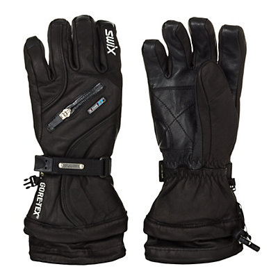 Swix Sovereign Leather Mens Gloves, , large