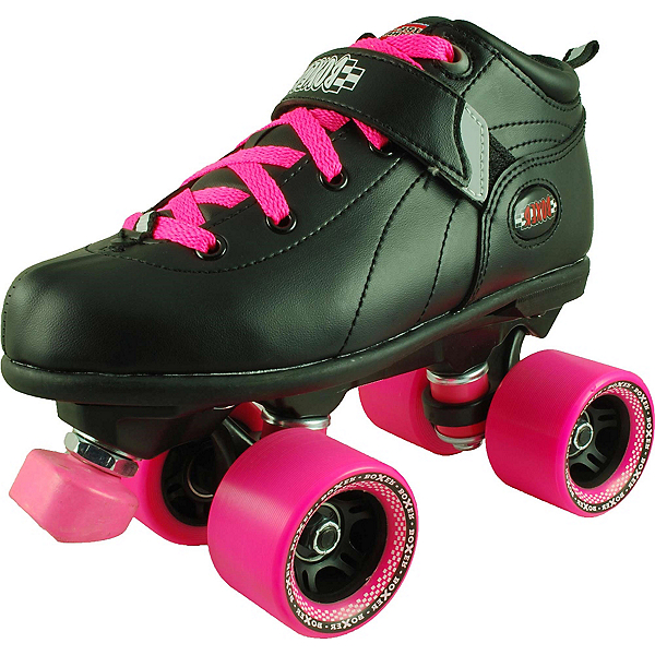 RC Mr Pink Girls Derby Roller Skates, , 600
