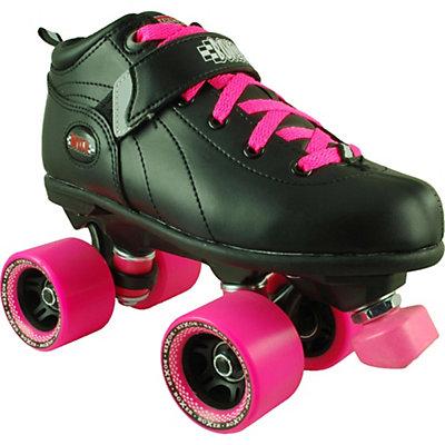 RC Mr Pink Womens Derby Roller Skates, , viewer