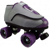 Vanilla Junior Grape Ade Boys Derby Roller Skates, , medium