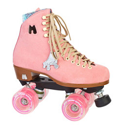 Riedell Moxi Lolly Strawberry Womens Outdoor Roller Skates, , 256