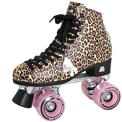 Riedell Moxi Ivy Jungle Womens Outdoor Roller Skates, , viewer