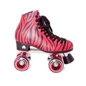 Riedell Moxi Ivy Zoo Womens Outdoor Roller Skates 2013, , medium