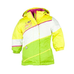 Obermeyer Zen Toddler Girls Ski Jacket, Sun, 256