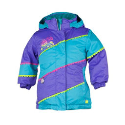 Obermeyer Zen Toddler Girls Ski Jacket, Grape, 256