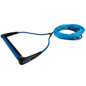 Straight Line STR-5 with Dyneema Wakeboard Rope 2014, Blue, medium