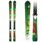 Volkl Code Speedwall Skis with rMotion 16.0 D Bindings, , medium