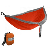 ENO Double Nest with Insect Shield Hammock 2017, Orange-Grey, medium