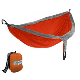 ENO Double Nest with Insect Shield Hammock 2017, Orange-Grey, 256