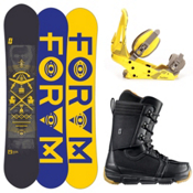 Forum The Honey Pot Complete Snowboard Package, , medium