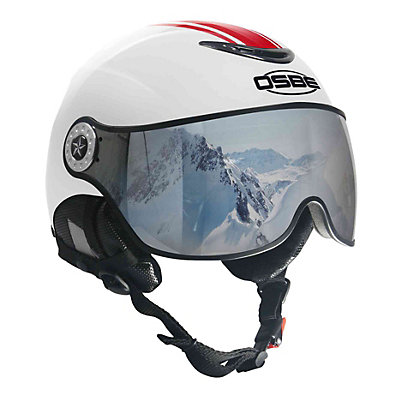 OSBE Proton Daytona Helmet, Daytona Black, viewer