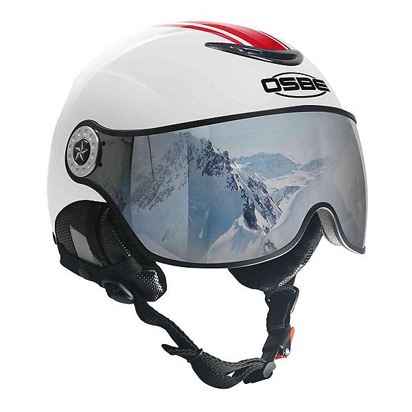 OSBE Proton Daytona Helmet, Daytona White, 600