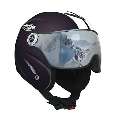 OSBE Proton Cooper Helmet, Dark Blue, viewer