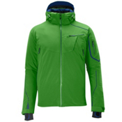 Salomon S-Line II 3:1 Mens Insulated Ski Jacket, Cypress-Black, medium