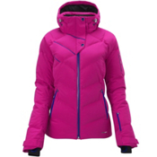 Salomon S-Line Prima Down Womens Insulated Ski Jacket, , medium