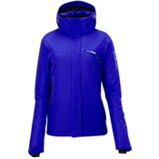 Salomon Fantasy II Womens Insulated Ski Jacket, , medium