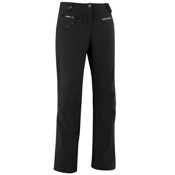 Salomon Speed Womens Ski Pants, Black, medium