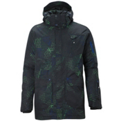 Salomon Reflex Mens Insulated Ski Jacket, , medium