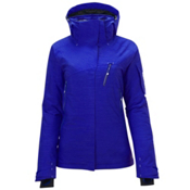 Salomon Inside Womens Insulated Ski Jacket, Dark Violet Blue, medium