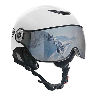 OSBE Proton Snow SR Helmet, Soft Black, viewer