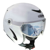 OSBE United Helmet, Shiny White, medium