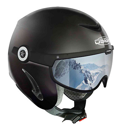 OSBE United Helmet, Black-Red, viewer