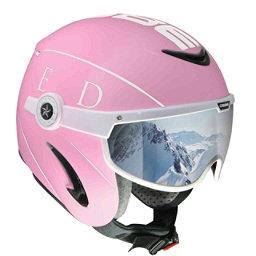 OSBE United Helmet, Pink-White, 256