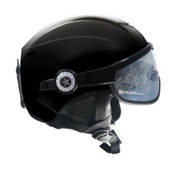 OSBE United Snow Helmet, Shiny Black, medium