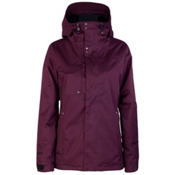 Armada Kuma Womens Insulated Ski Jacket, Blackberry, medium
