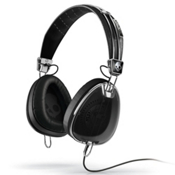 Skullcandy Aviator, Black, medium