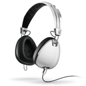 Skullcandy Aviator Headphones, White, medium