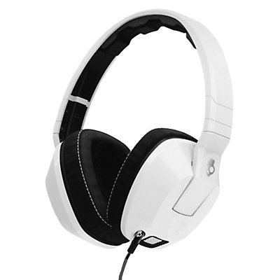 Skullcandy Crusher Headphones, White, large