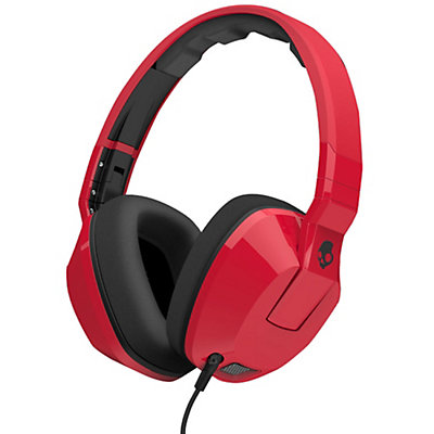 Skullcandy Crusher Headphones, Red, large