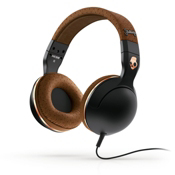 Skullcandy Hesh 2 Micd, Black-Brown-Copper, medium
